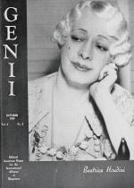 Bess Houdini Magicpedia