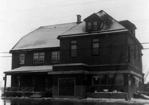 The Forks Hotel Was A Restaurant In Chewaga New York Near Buffalo Owned By Ed Fechter Which He Bought It 1958 Where Would Perform