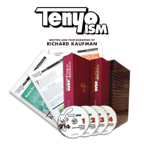 TENYOISM BY RICHARD KAUFMAN